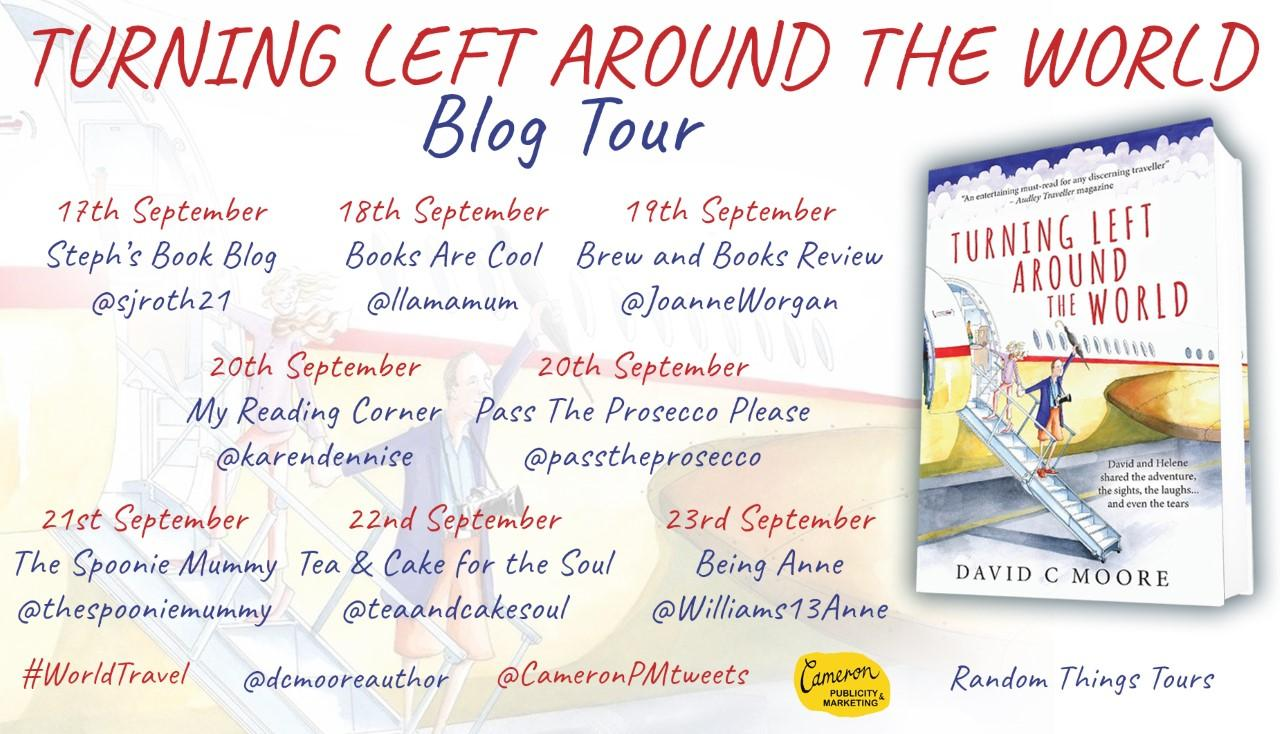 Blog Tour Announced